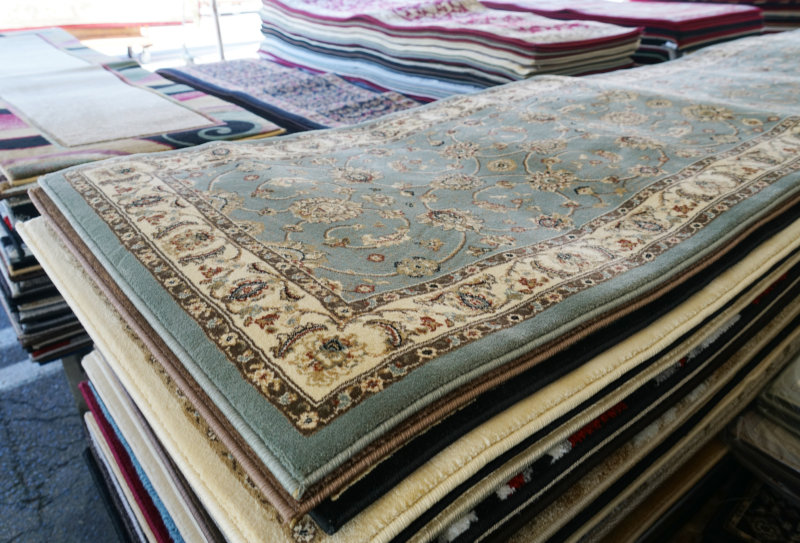 Rug Store Options
